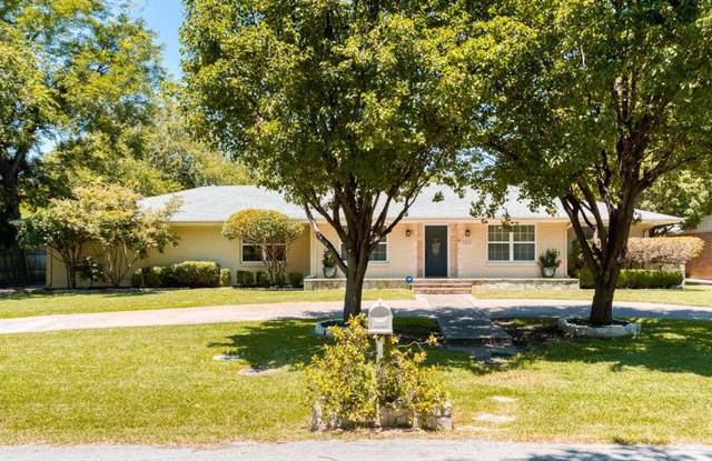 13725 Peyton Drive, Dallas, TX 75240 (MLS #14138953) :: RE/MAX Town & Country