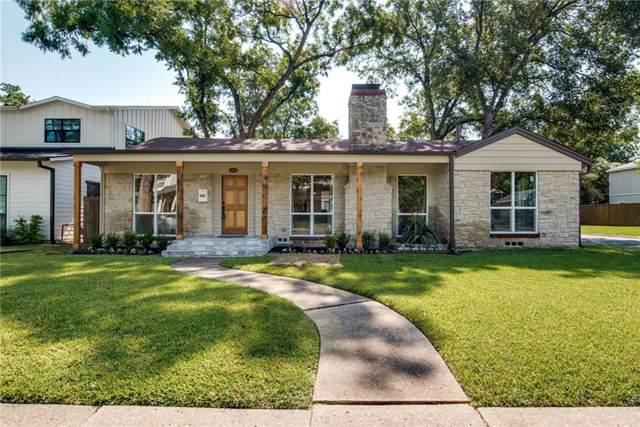 4402 Somerville Avenue, Dallas, TX 75206 (MLS #14138958) :: Kimberly Davis & Associates