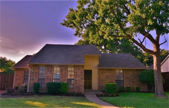 1315 Timberview Drive, Allen, TX 75002 (MLS #14138968) :: Team Tiller