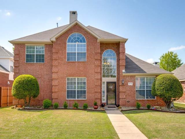 9719 Shelby Place, Frisco, TX 75035 (MLS #14138991) :: RE/MAX Town & Country