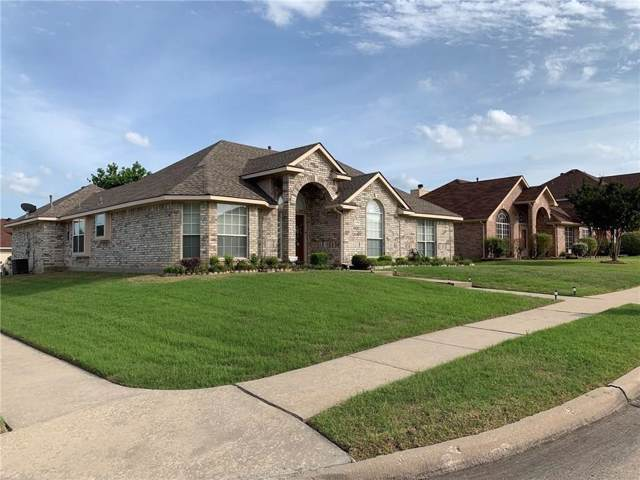 1506 Goodwin Drive, Mesquite, TX 75149 (MLS #14138996) :: RE/MAX Town & Country