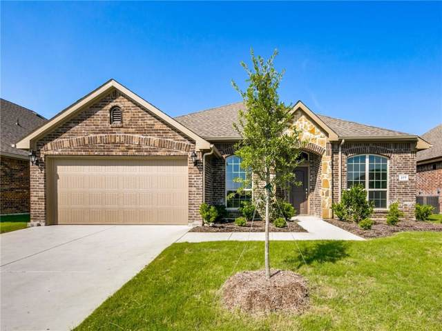288 Giddings Trail, Forney, TX 75126 (MLS #14139001) :: RE/MAX Town & Country