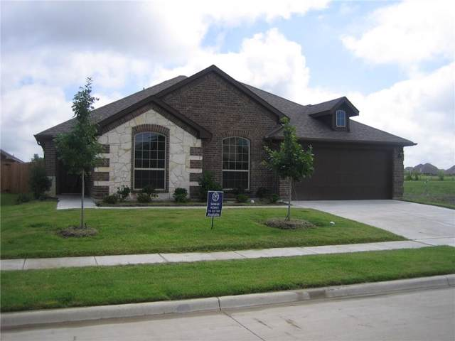 284 Giddings Trail, Forney, TX 75126 (MLS #14139002) :: RE/MAX Town & Country