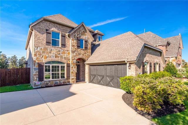 13053 Scotch Pine Drive, Frisco, TX 75035 (MLS #14139028) :: RE/MAX Town & Country