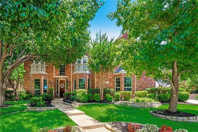 5008 Seville Lane, Flower Mound, TX 75028 (MLS #14139038) :: Lynn Wilson with Keller Williams DFW/Southlake