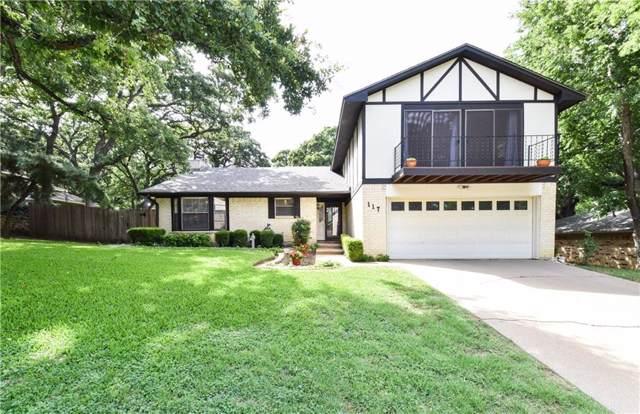 117 Rosamond Street NE, Burleson, TX 76028 (MLS #14139041) :: Century 21 Judge Fite Company