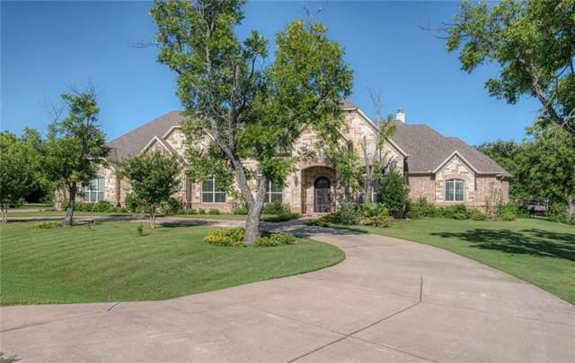 8900 Augusta Drive, Granbury, TX 76049 (MLS #14139064) :: RE/MAX Town & Country