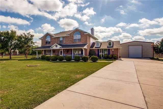 725 Lakeridge Drive, Lavon, TX 75166 (MLS #14139066) :: RE/MAX Town & Country