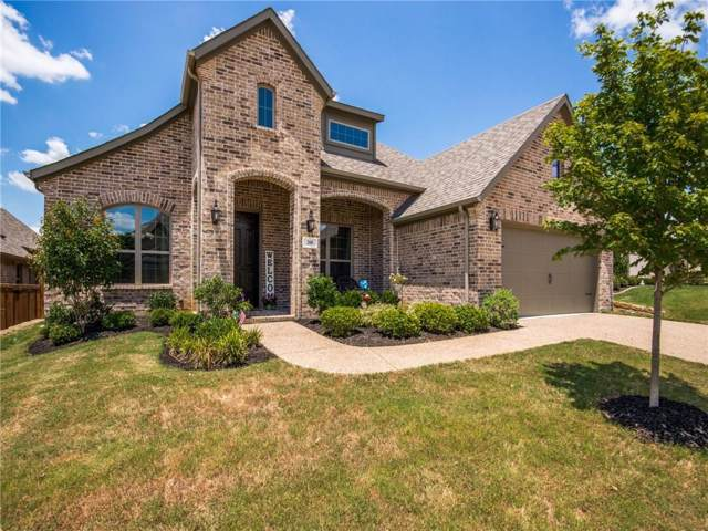 205 Waterview Court, Hickory Creek, TX 75065 (MLS #14139077) :: Kimberly Davis & Associates