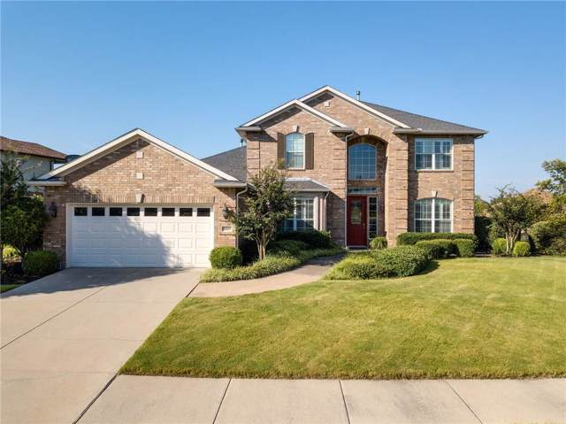 10009 Grandview Drive, Denton, TX 76207 (MLS #14139078) :: Lynn Wilson with Keller Williams DFW/Southlake