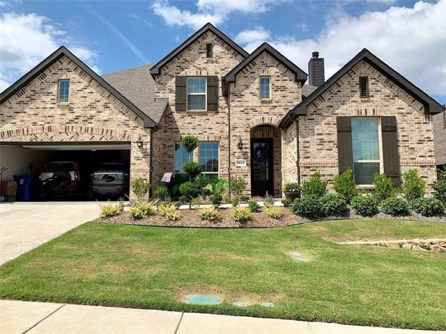 9813 Excursion Drive, Oak Point, TX 75068 (MLS #14139086) :: RE/MAX Town & Country