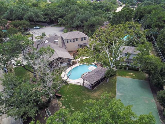 14126 Brookridge Circle, Dallas, TX 75254 (MLS #14139090) :: The Real Estate Station