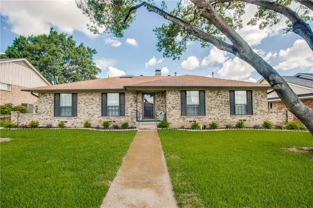 304 Meadowlark Drive, Richardson, TX 75080 (MLS #14139100) :: RE/MAX Town & Country