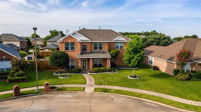 1303 Canterbury Court, Allen, TX 75013 (MLS #14139101) :: Lynn Wilson with Keller Williams DFW/Southlake