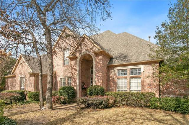 7 Royal Oaks Circle, Denton, TX 76210 (MLS #14139105) :: RE/MAX Town & Country
