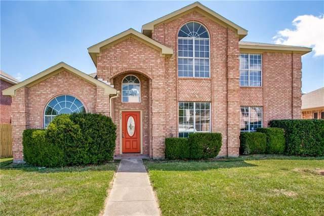 215 N Waterford Oaks Drive, Cedar Hill, TX 75104 (MLS #14139113) :: Lynn Wilson with Keller Williams DFW/Southlake