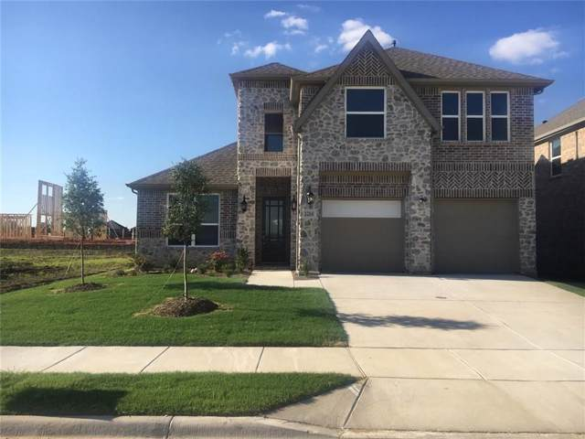 1204 Nannyberry Drive, Little Elm, TX 75068 (MLS #14139116) :: RE/MAX Town & Country