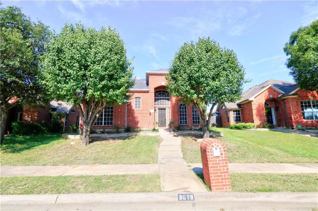 3613 Stockton Drive, Carrollton, TX 75010 (MLS #14139123) :: RE/MAX Town & Country