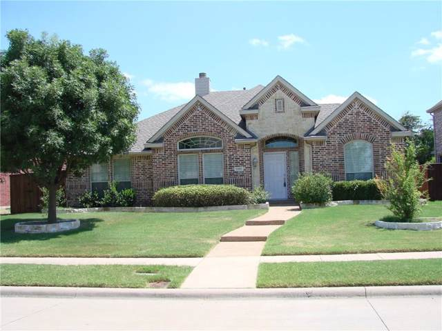 1202 Sunrise Drive, Allen, TX 75002 (MLS #14139126) :: RE/MAX Town & Country