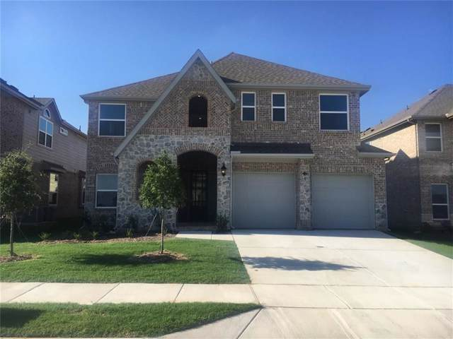 1200 Nannyberry Drive, Little Elm, TX 75068 (MLS #14139146) :: RE/MAX Town & Country