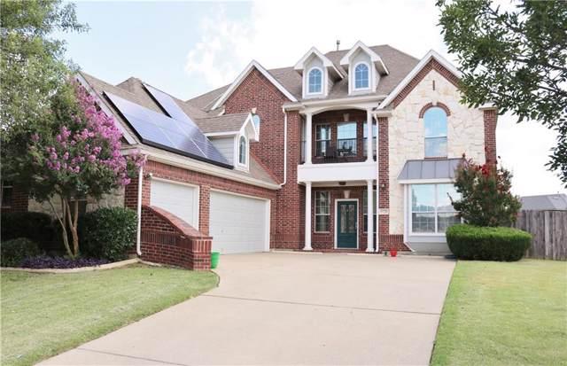5728 Appalossa Drive, Grand Prairie, TX 75052 (MLS #14139156) :: RE/MAX Town & Country