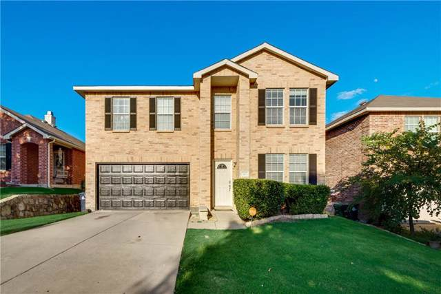 5415 Green Ivy Road, Denton, TX 76210 (MLS #14139158) :: All Cities Realty