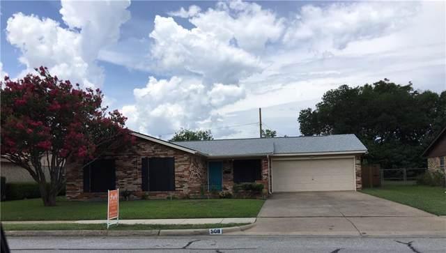 508 Opal Street, Saginaw, TX 76179 (MLS #14139159) :: Lynn Wilson with Keller Williams DFW/Southlake