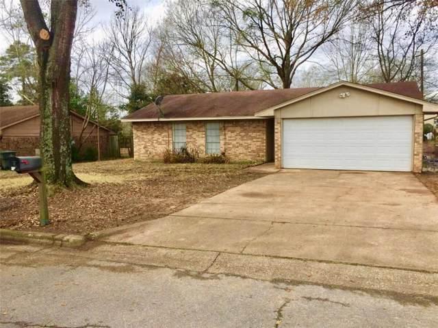 115 Quail Ridge Drive, Nacogdoches, TX 75961 (MLS #14139175) :: The Mitchell Group