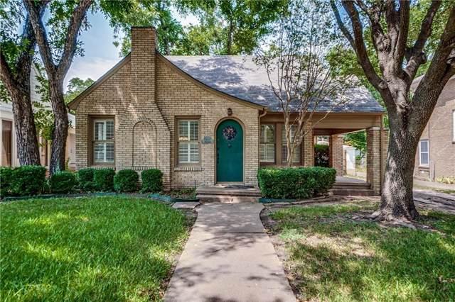 5431 Monticello Avenue, Dallas, TX 75206 (MLS #14139178) :: Baldree Home Team