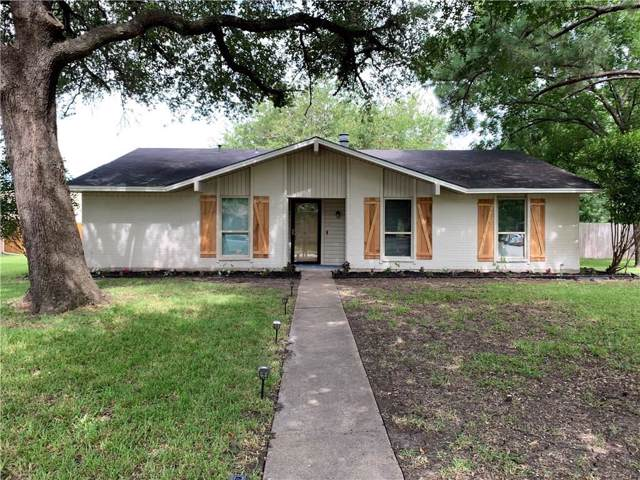 205 Longshadow Lane, Mesquite, TX 75149 (MLS #14139186) :: RE/MAX Town & Country