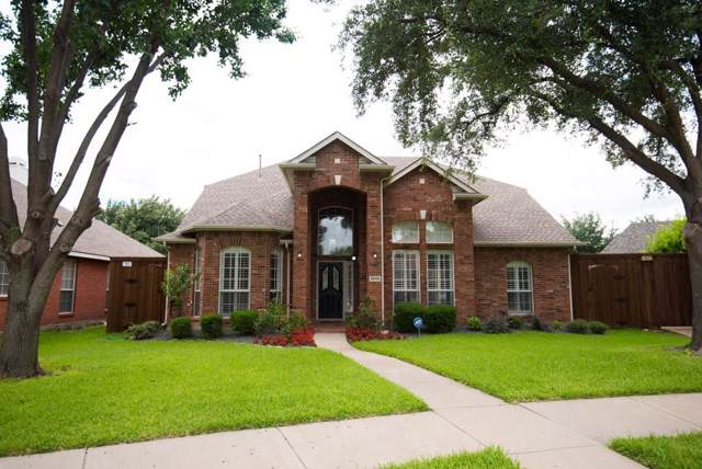 8509 Bridgend Court, Plano, TX 75024 (MLS #14139195) :: RE/MAX Town & Country