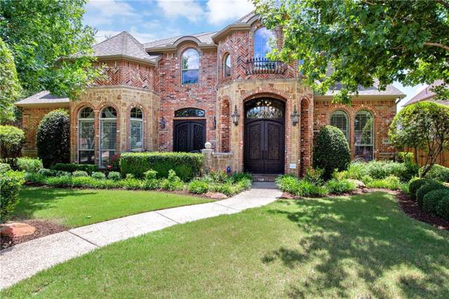 1327 Wildfire Lane, Frisco, TX 75033 (MLS #14139201) :: RE/MAX Town & Country