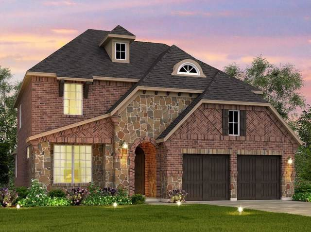 2813 Walnut Creek Lane, The Colony, TX 75056 (MLS #14139205) :: Baldree Home Team