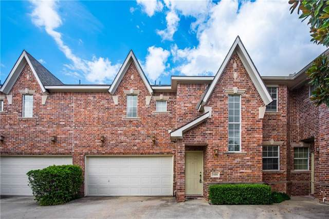 706 S Jupiter Road #1606, Allen, TX 75002 (MLS #14139217) :: RE/MAX Town & Country