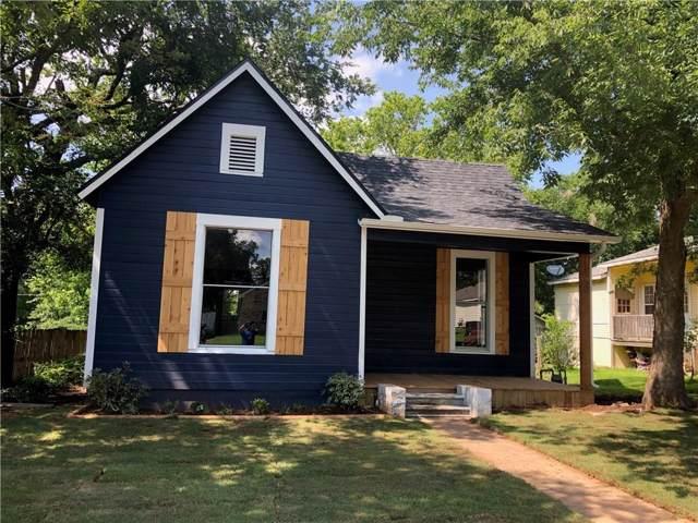 117 E Texas Street, Denison, TX 75021 (MLS #14139224) :: RE/MAX Town & Country