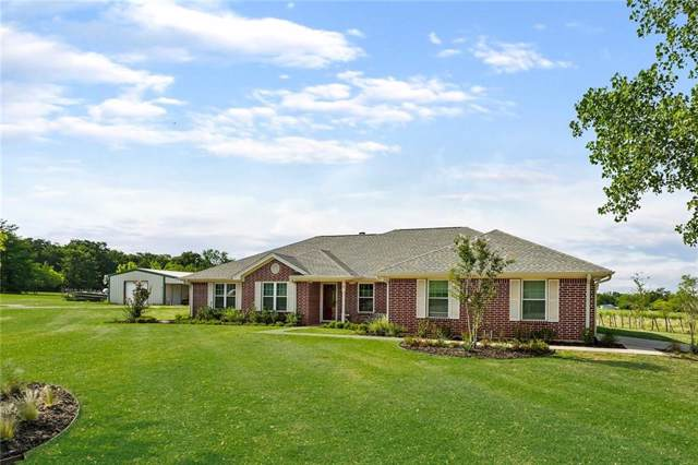 8 Prairie Lane, Bridgeport, TX 76426 (MLS #14139227) :: All Cities Realty