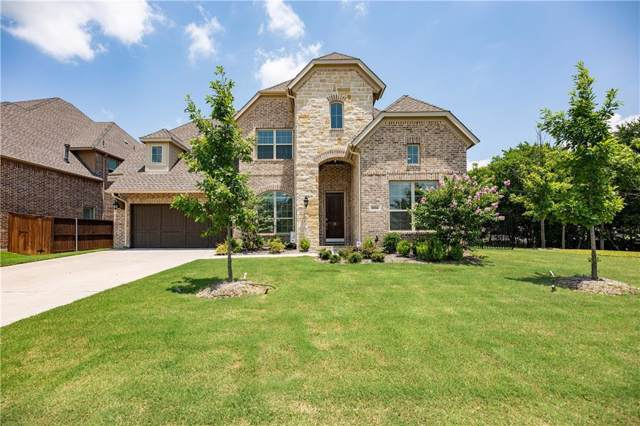 1604 Frederickburg Drive, Allen, TX 75013 (MLS #14139231) :: Lynn Wilson with Keller Williams DFW/Southlake