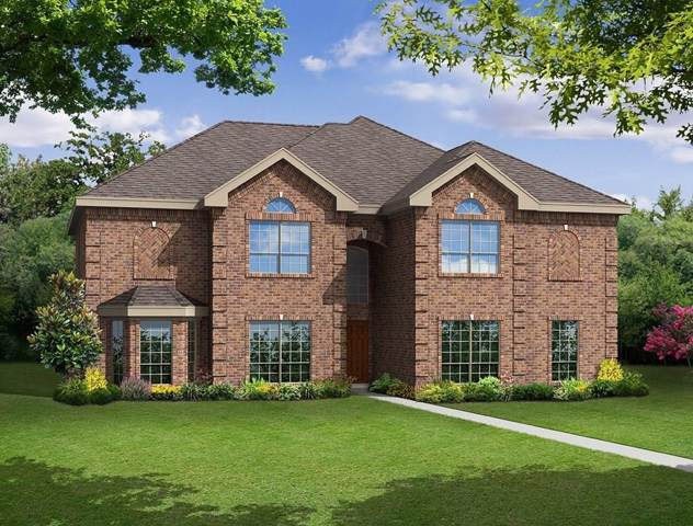 12453 Cottage Lane, Frisco, TX 75035 (MLS #14139232) :: Camacho Homes