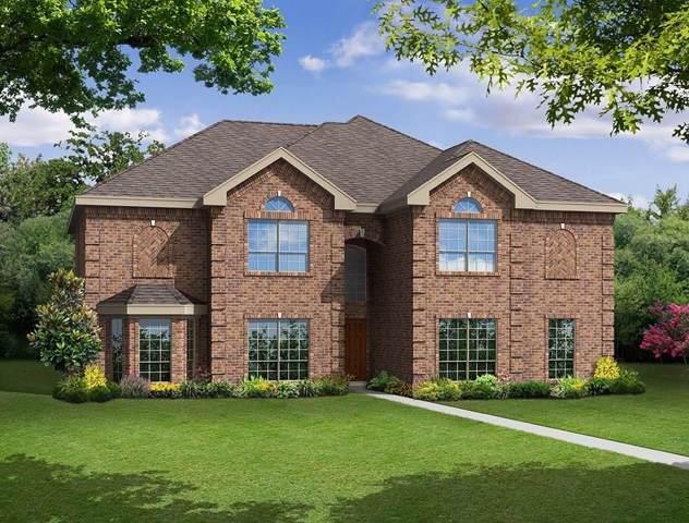 12453 Cottage Lane, Frisco, TX 75035 (MLS #14139232) :: Lynn Wilson with Keller Williams DFW/Southlake