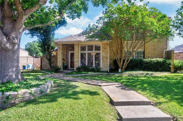 435 Country Side Lane, Richardson, TX 75081 (MLS #14139237) :: RE/MAX Town & Country