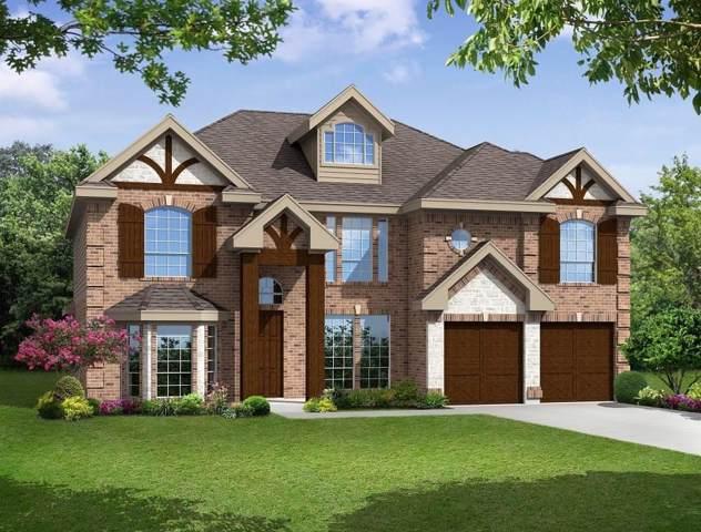 14669 Shady Grove Lane, Frisco, TX 75035 (MLS #14139240) :: Kimberly Davis & Associates