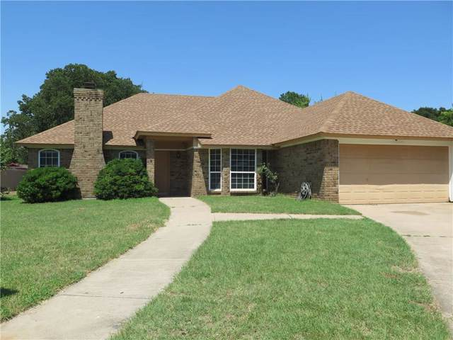 800 Lee Court, Azle, TX 76020 (MLS #14139243) :: The Real Estate Station