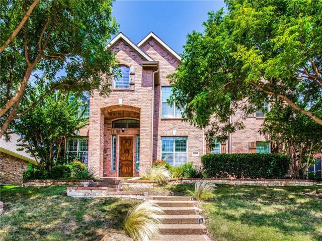 5659 Blazing Star Road, Frisco, TX 75036 (MLS #14139246) :: RE/MAX Town & Country
