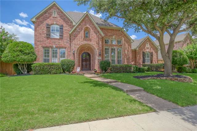5637 Risborough Drive, Plano, TX 75093 (MLS #14139251) :: RE/MAX Town & Country