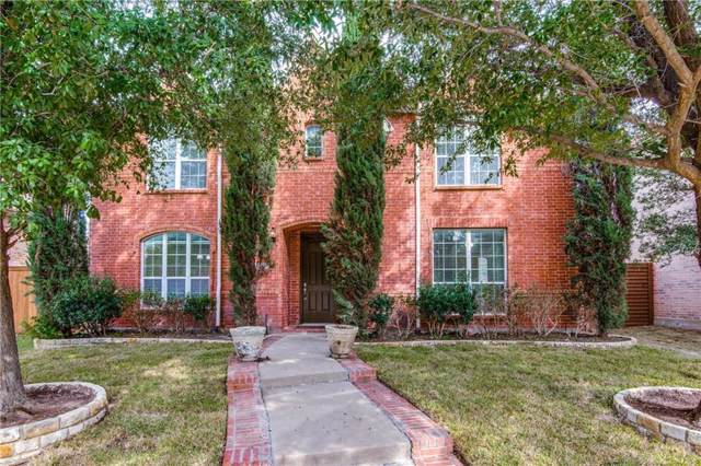 3906 Navarro Way, Frisco, TX 75034 (MLS #14139257) :: Lynn Wilson with Keller Williams DFW/Southlake