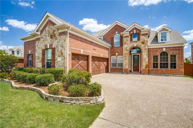 1509 Evanvale Drive, Allen, TX 75013 (MLS #14139262) :: Lynn Wilson with Keller Williams DFW/Southlake