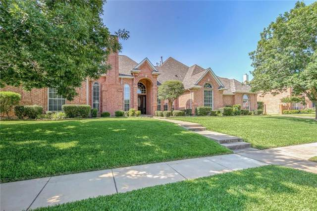 2107 High Gate Drive, Colleyville, TX 76034 (MLS #14139264) :: The Star Team | JP & Associates Realtors