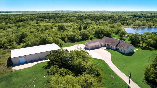 1400 Country Lane, Kaufman, TX 75142 (MLS #14139270) :: Kimberly Davis & Associates