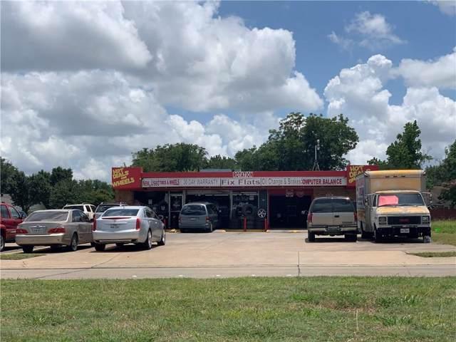 1510 E Miller Rd., Garland, TX 75041 (MLS #14139287) :: Camacho Homes