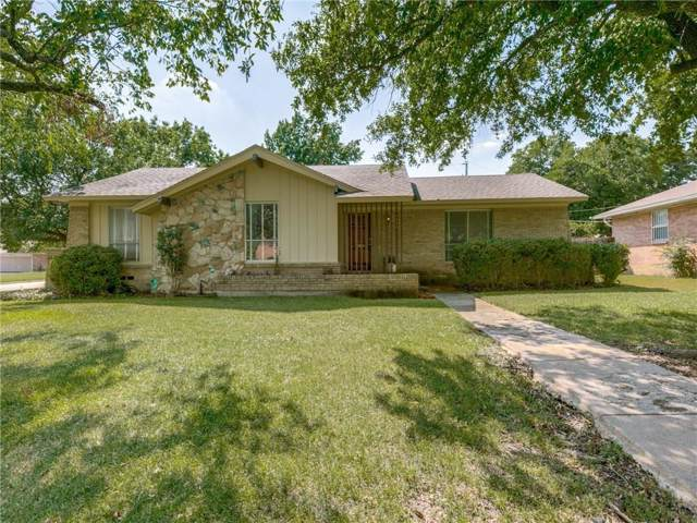 4041 Shoreline Drive, Dallas, TX 75233 (MLS #14139294) :: Lynn Wilson with Keller Williams DFW/Southlake